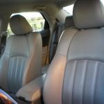 Chrysler С 300 (белый, красный)2